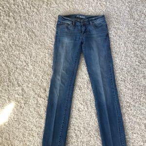 Victoria Secret Pencil Jeans